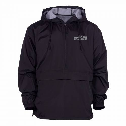 Unisex Packable Black Anorak product image